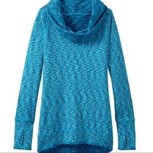 Athleta Space Dye Tranquility Pullover (L)